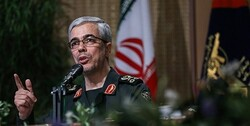 Military chief: Iran to deal with U.S. forces should they make a mistake