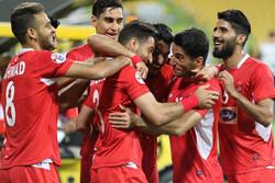 پیروزی پرسپولیس برابر الاهلی عربستان در نیمه اول با یک گل زیبا