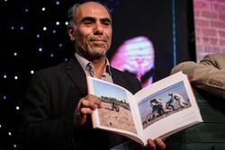 رونمایی از کتاب «عکاسان جنگ»/ آثار در معرض نابودی را نجات دهیم