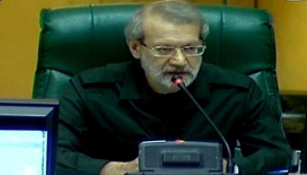علی لاریجانی ایک بار پھر پارلیمنٹ کے اسپیکر منتخب