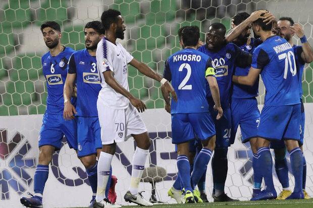 استقلال طهران يهزم الهلال السعودي 2-1 في دوري أبطال آسيا