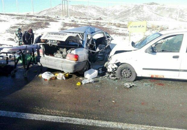 کاهش ۴۳ درصدی تلفات جادهای در کرمانشاه