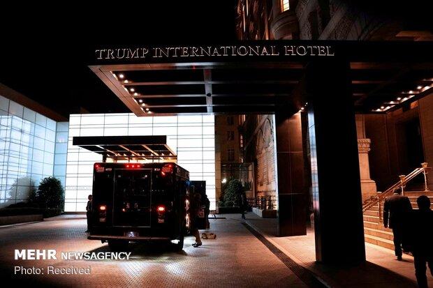 سرویس مخفی ترامپ