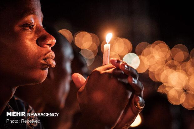 سالگرد نسل کشی رواندا