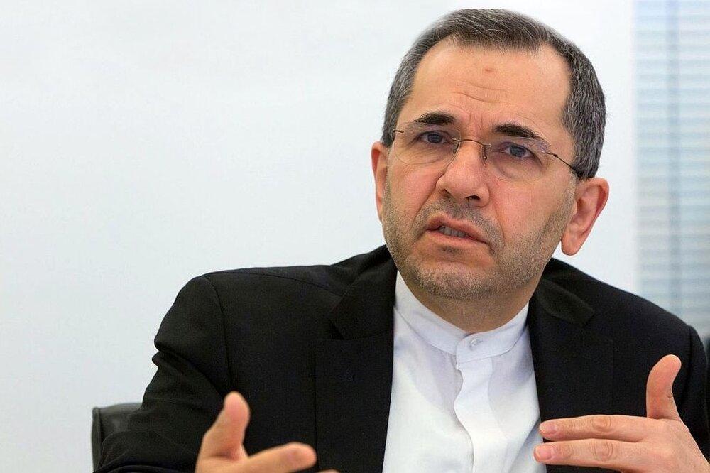 ایران خواستار خروج تمام نیروهای خارجی ناخوانده از خاک سوریه شد