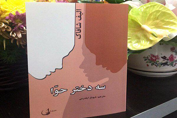 ترجمه دهمین رمان «الف شفق» منتشر شد - 5
