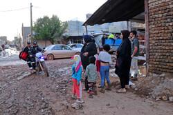 ارسال ۱۰۰ تن از کمکهای ستاد اجرایی امام (ره) به مناطق سیل زده خوزستان