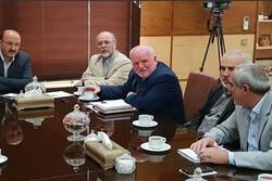 کارگران استان قزوین خود را سپاهی دانسته و آمریکا را محکوم می کند