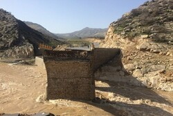 سقوط پراید از پل تخریب شده کاکارضا ۳ نفر را به کام مرگ کشاند