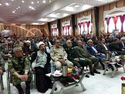 مراسم سالگرد شهادت شهید صیادشیرازی در کرمانشاه برگزار شد