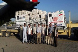 Pakistan dispatches humanitarian assistance to flood-hit Iran