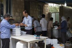 فعالیت ۱۶ موکب گلستان در اربعین حسینی/۱۶مهر خدمات دهی شروع می شود
