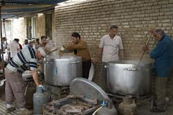 ۴۵ هزار پرس غذا در اربعین امسال توزیع میشود