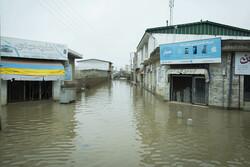 آق قلا میں سیلاب کی آخری صورتحال