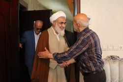 امام جمعه قزوین سلام ویژه رهبرمعظم انقلاب رابه جانبازان ابلاغ کرد