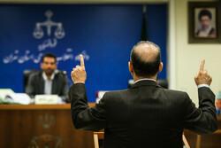 توضیحات متهم ردیف اول در رابطه با فعالیتهای مرجان شیخ الاسلامی
