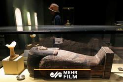 کششف مومیایی ۲۵۰۰ ساله در جنوب قاهره
