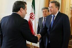 16th round of Iran-Kazakhstan political talks held in Tehran