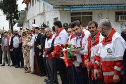 سلطنة عمان ترسل مساعدات انسانية لمنكوبي السيول في ايران
