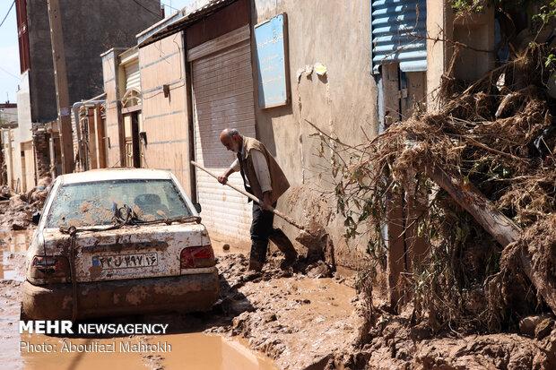 پرداخت وام اشتغال زایی تا سقف ۱۵ میلیارد به ایثارگران سیل زده