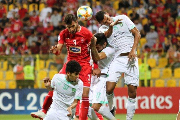 روایت AFC از  شرایط الاهلی عربستان قبل از بازی با پرسپولیس