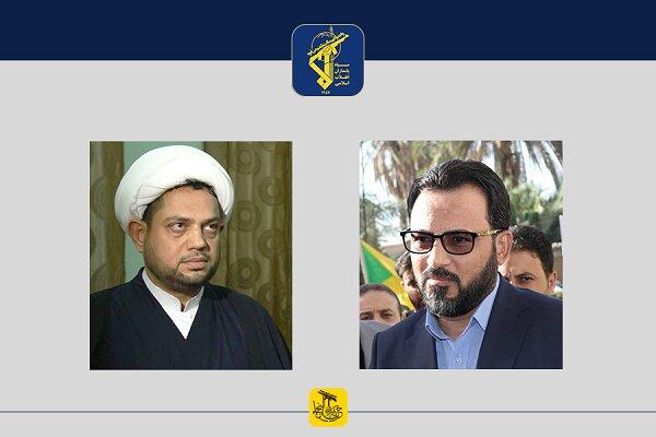 حركة النجباء: سنقف كتفاً الى كتف مع اخواننا في الحرس الثوري