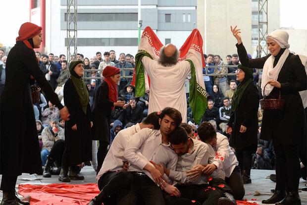 اجرای «بازگشت ۲» در هفته هنر انقلاب اسلامی