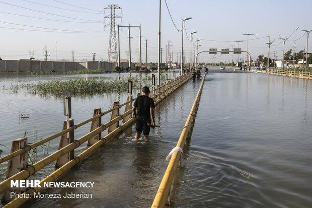 اعتباری برای مقابله با سیلاب های احتمالی آینده تامین نشده است