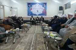 گردهمایی ائمه جمعه لرستان با حضور حجتالاسلام حاج علی اکبری