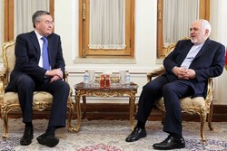 Iran, Kazakhstan confer on US illegal sanctions