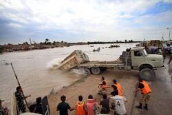مدیریت ۱۰ میلیارد مترمکعب سیلاب در خوزستان/روند کاهشی دبی کارون