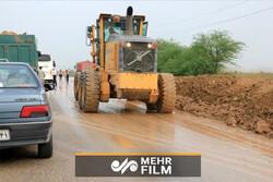 مصاحبه خبرنگار مهر با یکی از سیلزدگان خوزستان