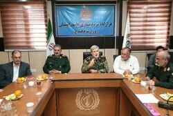 امکانات را در خوزستان مستقر کردهایم تا مشکلات به حداقل برسد