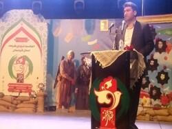 احیای آرمان شهدای هنرمند راهکار جبران کاستی های جامعه امروز است