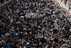 مشہد مقدس میں سپاہ پاسداران انقلاب اسلامی کی حمایت میں عظیم اجتماع