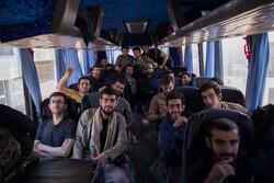 فعالیت نیروهای جهادگر مردمی استان قزوین در پلدختر