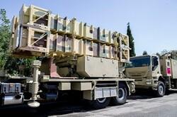 نمایشگاه پدافندی نیروی زمینی ارتش در آران وبیدگل برپا شد