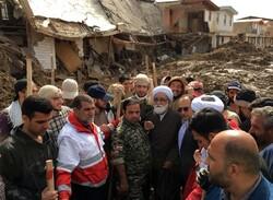 همیاری مردم و مسئولین میتواند به تسریع امداد رسانی کمک کند