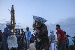الهيئة الوطنية الباكستانية لإدارة الأزمات ترسل مساعدات إلى المناطق الإيرانية المنكوبة بالفيضانات