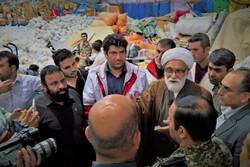 رهبر انقلاب تسریع در روند ارائه خدمات به سیلزدگان را خواستارند