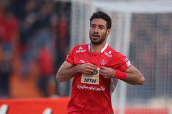 Persepolis' Khalilzadeh goal voted best of AFC Champions League 2019