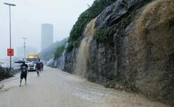 برازيل میں سیلاب سے تباہی