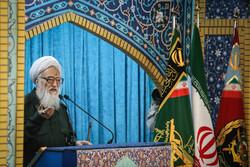 Tehran Friday Prayers held