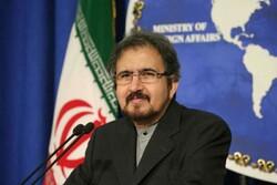 Bahram Qassemi bids farewell to media outlets