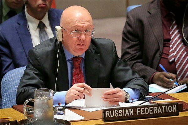 Except Iran, Russia other countries have to exit Syria: Russian envoy to UN