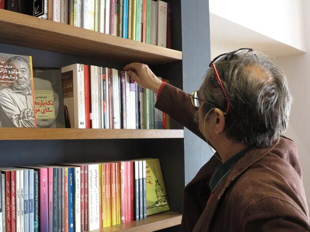 ۵ کتاب از ابوتراب خسروی منتشر میشود / ویراست و طرح جلد جدید