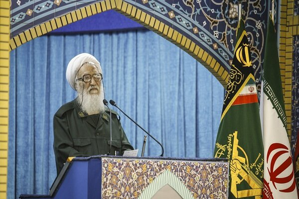 US economic pressure not effective: Friday prayer leader
