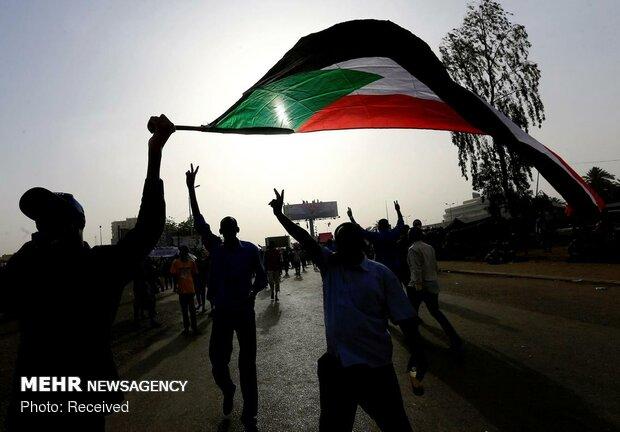 تشدید اعتراضات، پاسخ معترضان سودانی به شورای نظامی حاکم