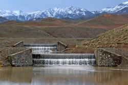 ذخیره ۴۰۰ هزار مترمکعب آب در پشت بندها و سازههای آبخیزداری ملارد