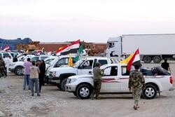 Irak'tan İran'daki selzedelere insani yardım